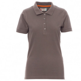 PAYPER VENICE SMOKE Lady's polo t-shirt 1