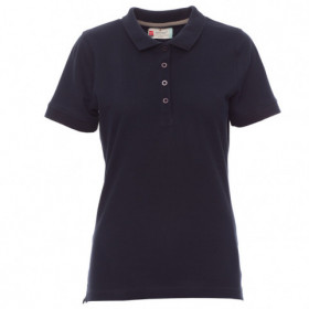 PAYPER VENICE NAVY Lady's polo t-shirt