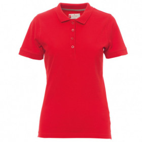 PAYPER VENICE RED Lady's polo t-shirt