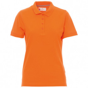 PAYPER VENICE ORANGE Lady's polo t-shirt
