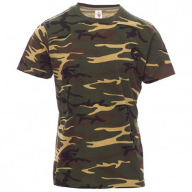PAYPER SUNSET CAMOUFLAGE T-shirt