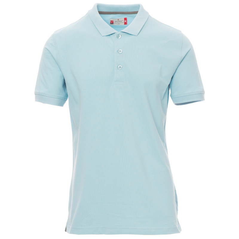 PAYPER VENICE AQUAMARINE Polo t-shirt
