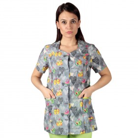 FRUITS Lady's medical tunic