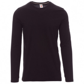 PAYPER PINETA BLACK Long sleeve t-shirt