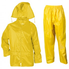 CARINA YELLOW Waterproof suit