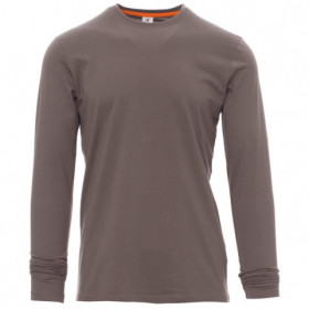PAYPER PINETA DARK GREY Long sleeve t-shirt