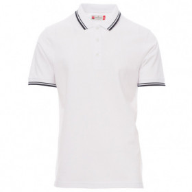 PAYPER SKIPPER WHITE Polo t-shirt