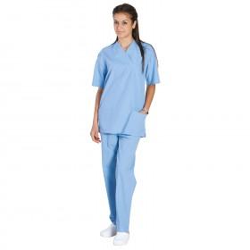 Медицински туника с панталон G3 LIGHT BLUE 1