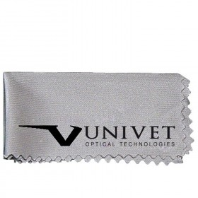 Microfiber cloth for cleaning glasses