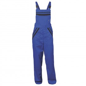 LT1 ROYAL BLUE Work bib pants