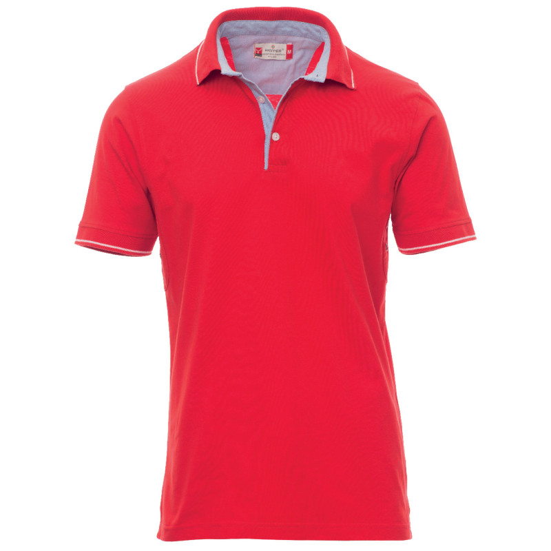 PAYPER CAMBRIDGE RED Polo t-shirt