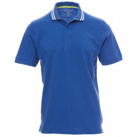 PAYPER NAUTIC ROYAL BLUE Polo t-shirt