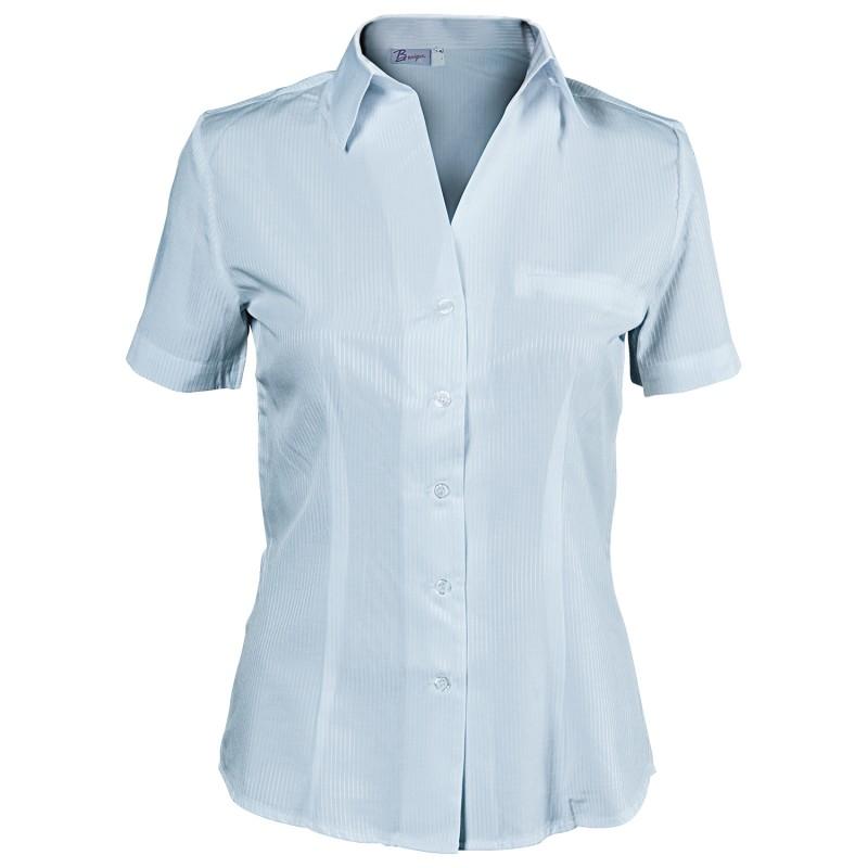 Дамска риза LEA LIGHT BLUE
