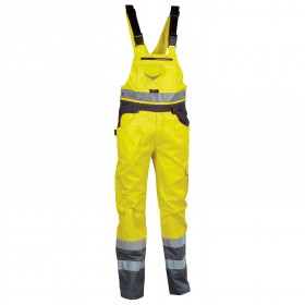 BRIGHT  High visibility bib pants