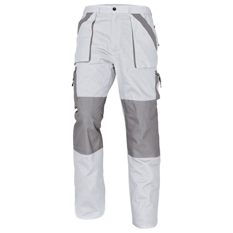 Работен панталон MAX WHITE