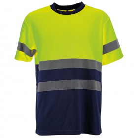 GLOW HV YELLOW High visibility t-shirt