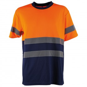 GLOW HV ORANGE High visibility t-shirt
