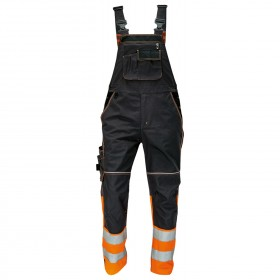 KNOXFIELD HI-VIS DW PANTS 1