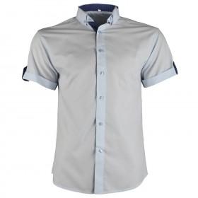 Мъжка риза PORTO FINO LIGHT BLUE