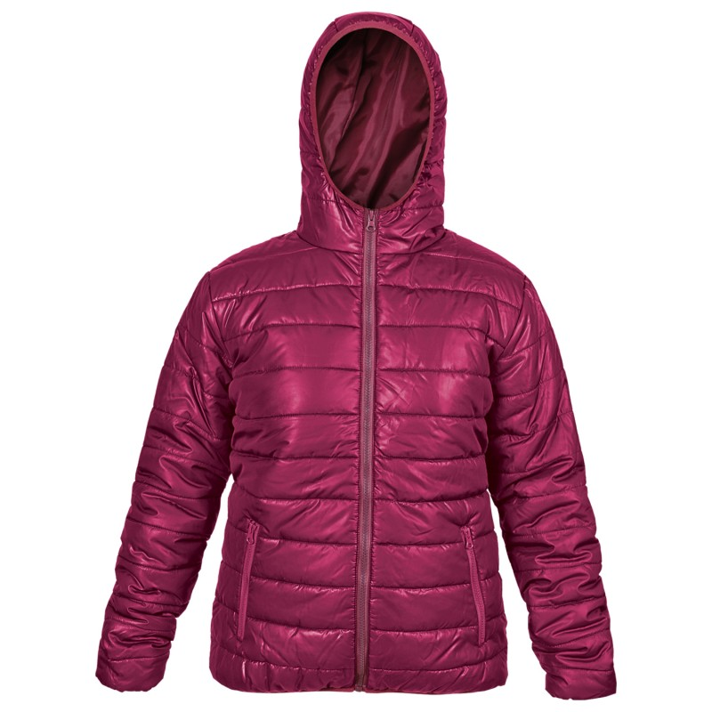 FLASH BORDEAUX Lady's jacket