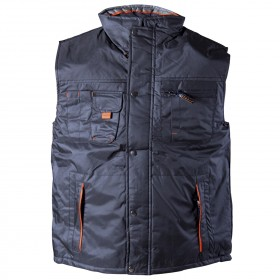 PRESTON BLACK Work vest