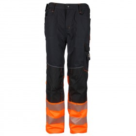 PRISMA REFLEX ORANGE High visibility trousers