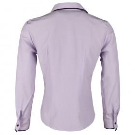 Дамска риза ALEXIA LIGHT PURPLE STRIPE 2