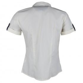 PORTO FINO CHAMPAGNE Lady's short sleeve shirt 2