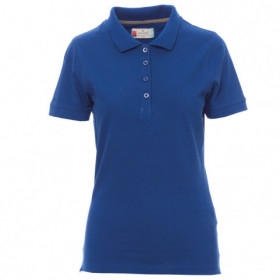 PAYPER VENICE ROYAL BLUE Lady's polo t-shirt