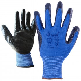 XEMA Nitrile dipped gloves