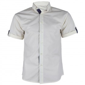 PORTO FINO CHAMPAGNE Men's short sleeve shirt