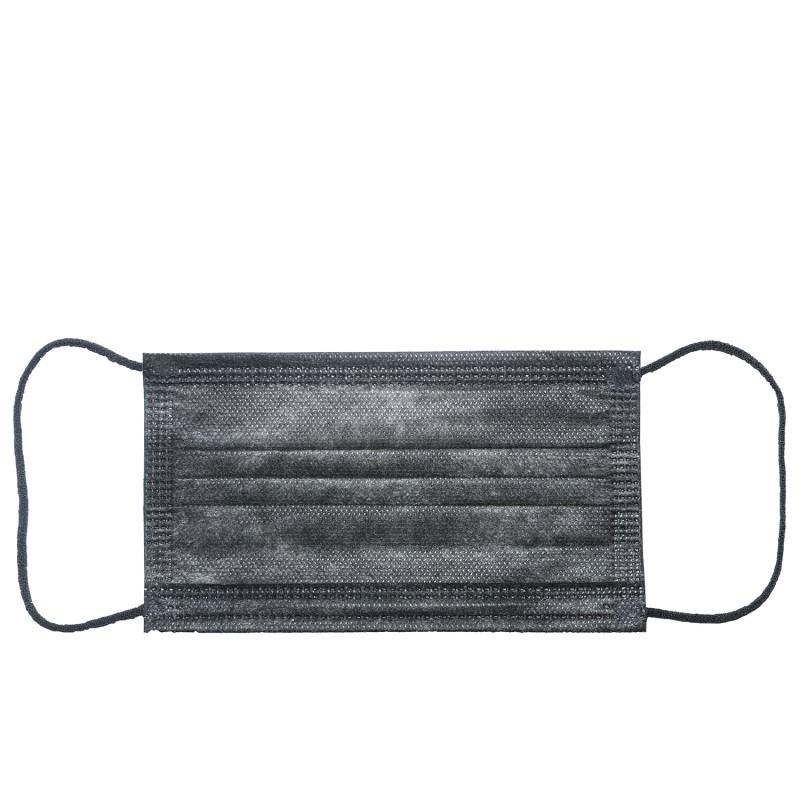 Хигиенна маска SANI EVO BLACK 50 бр.