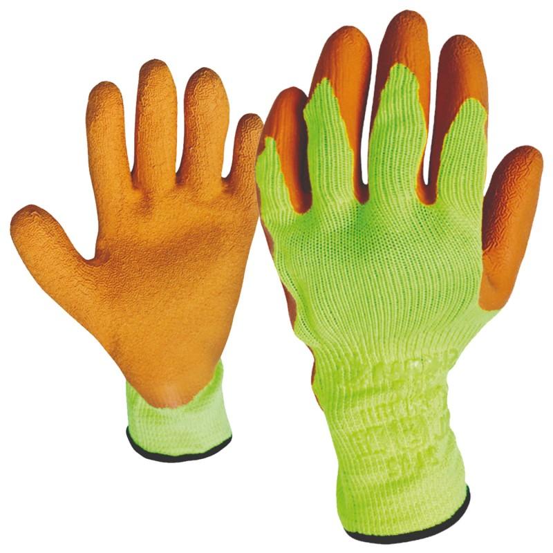 Ръкавици топени в латекс SHOWA HV 317