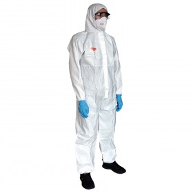 COVERALL WHITE TYPE 5, 6