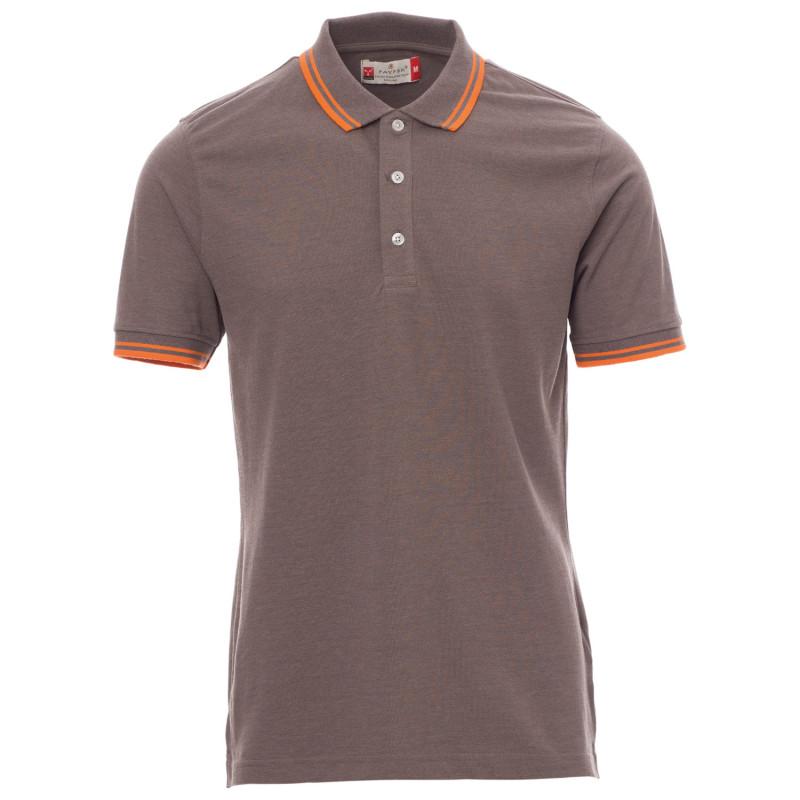 PAYPER SKIPPER MELANGE Polo shirt