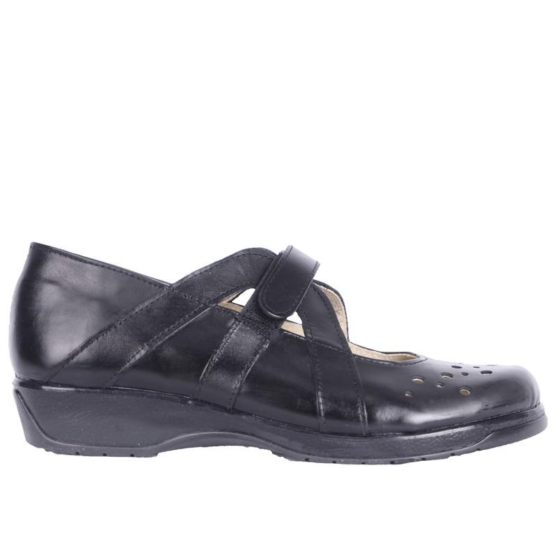 Дамски обувки от естествена кожа LINA SANDAL