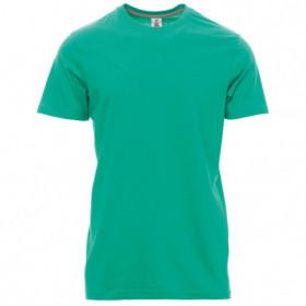 PAYPER SUNSET EMERALD T-shirt 1
