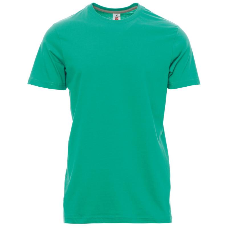 PAYPER SUNSET EMERALD T-shirt