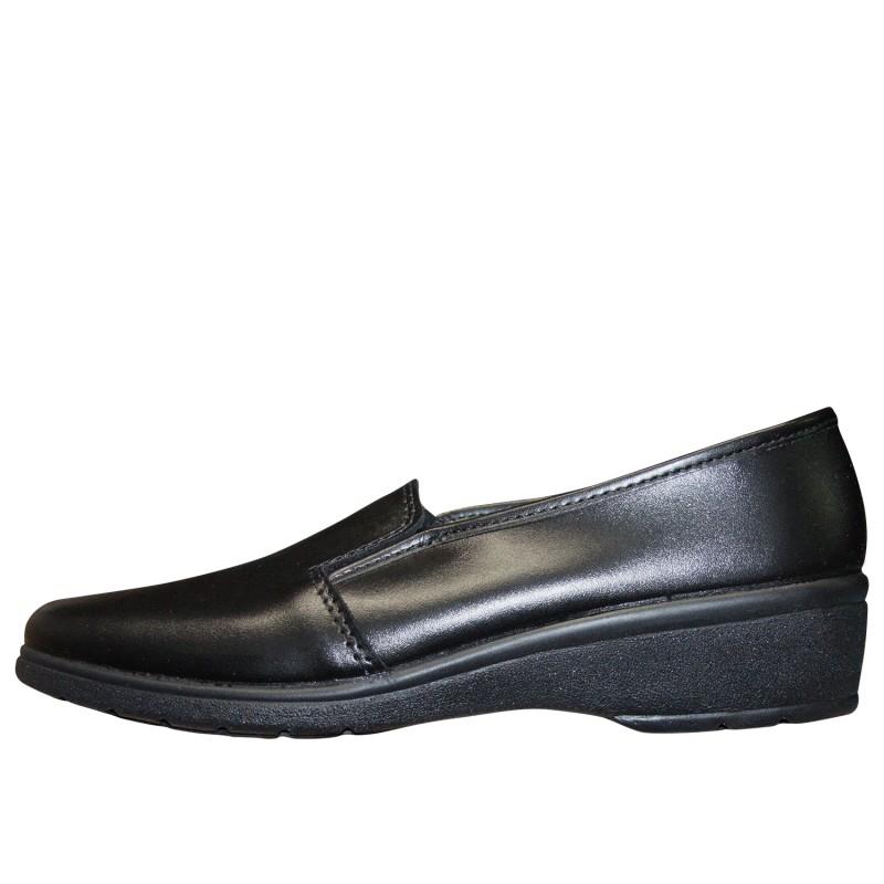Дамск обувки от естествена кожа VIDAR 01 SRC