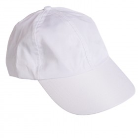 POLO WHITE Baseball cap