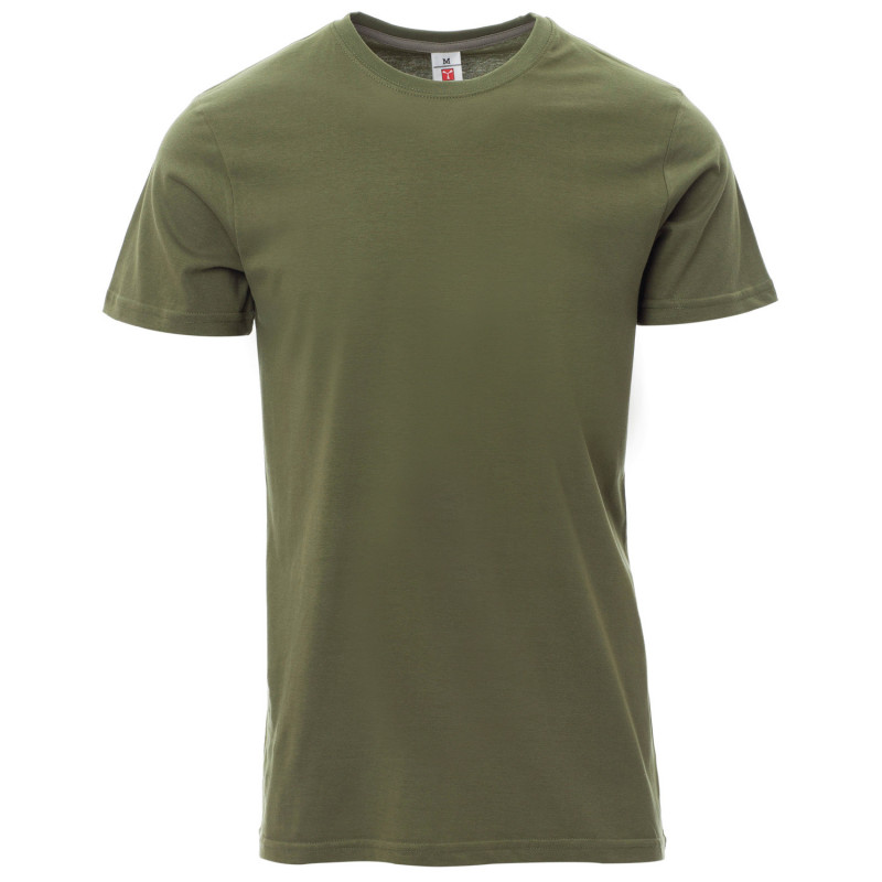 PAYPER SUNSET MILITARY GREEN T-shirt