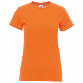 PAYPER SUNSET ORANGE Lady's t-shirt