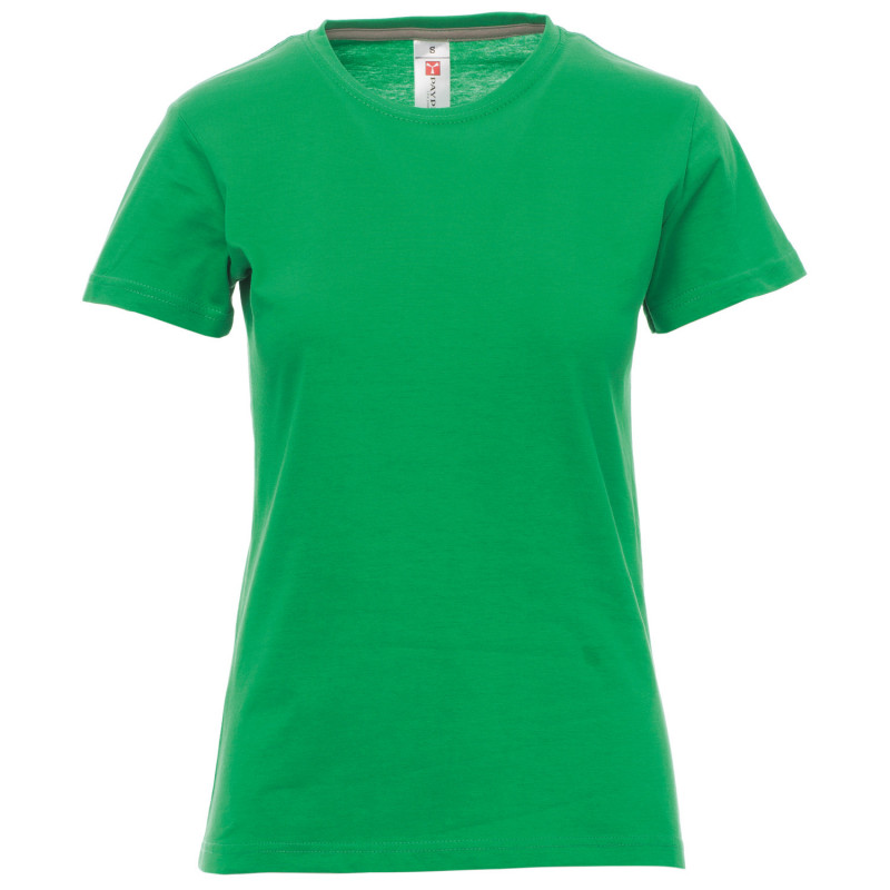 PAYPER SUNSET JELLY GREEN Lady's t-shirt