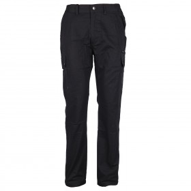 PAYPER FOREST POLAR BLACK Work trousers