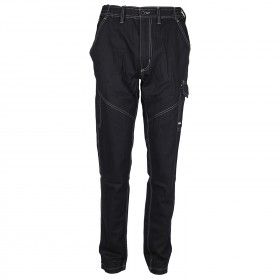 PAYPER WORKER BLACK Work trousers