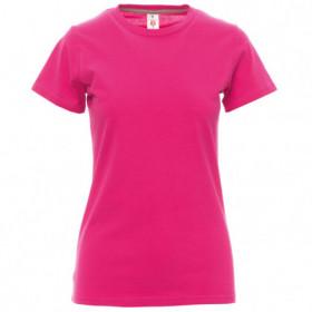 PAYPER SUNSET FUCHSIA Lady's t-shirt 1