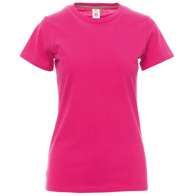 PAYPER SUNSET FUCHSIA Lady's t-shirt