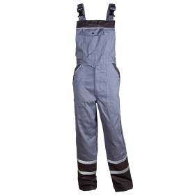 COLLINS SUMMER P/PE Work bib pants