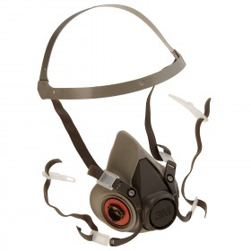 Полулицева маска 3M 6200 3