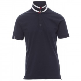 PAYPER MEMPHIS DARK BLUE Polo t-shirt